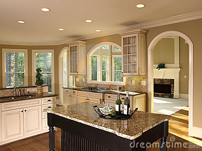 model kitchens | delightful decorations
