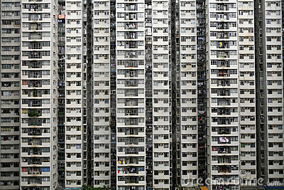 密度高住房
