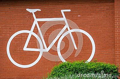 对于骑自行车者