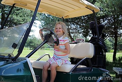 小型运车高尔夫球