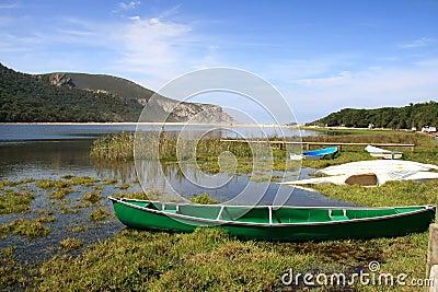 小船盐水湖