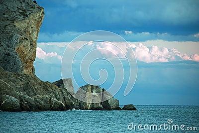 岩石和海运