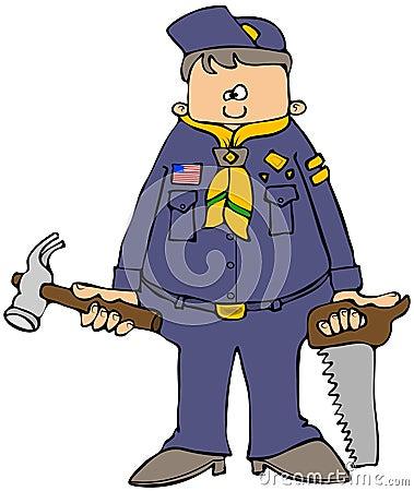 工具侦察员