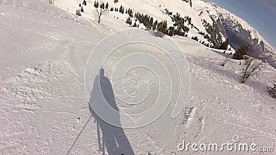 布劳恩瓦尔德滑雪 股票录像