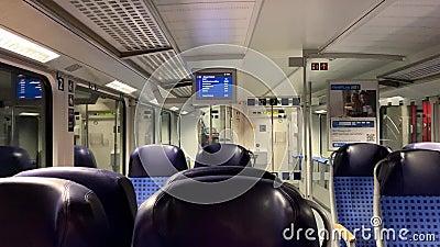 德国501次列车 股票视频