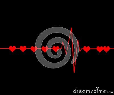 心脏线,情人节图片