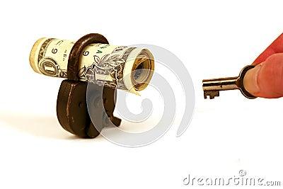 您锁着的货币的serie