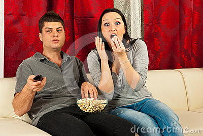 惊奇夫妇电视注意