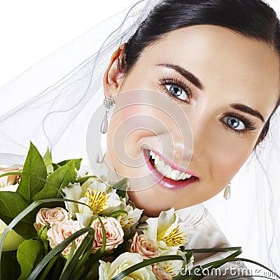 愉快的新娘