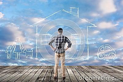 色人天堂网_往图画房子和家庭的亚洲人神色在天堂.