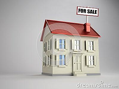 房子销售额