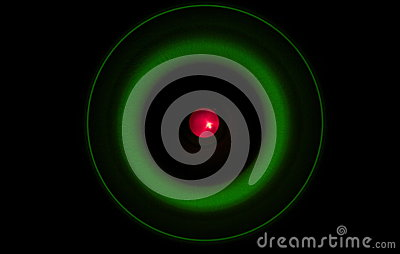 抽象原子摄影
