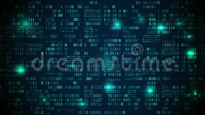 数字郑州网际星雨_与二进制编码的抽象未来派电子线路板,神经网络和大数据-人工 ...