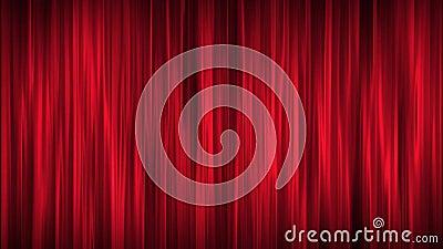 抽象生气蓬勃的红色背景