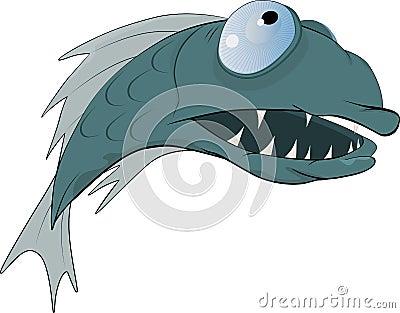 掠食性的鱼