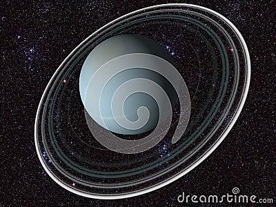 数字式天王星