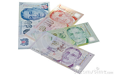 新加坡元票据