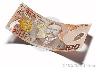 新西兰一百美元