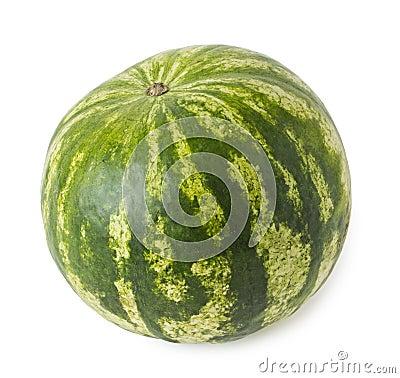 新鲜的西瓜