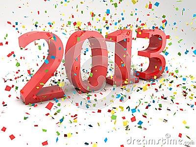 新年度2013年