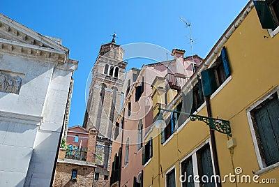 旅游业在威尼斯