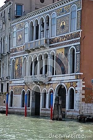 旅游业威尼斯