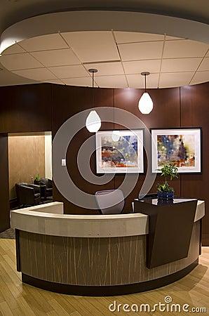 旅馆1000大厅 图库摄影片