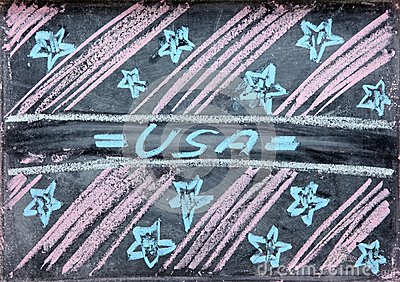 日图画独立美国