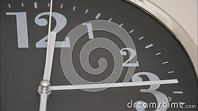时钟时间流逝