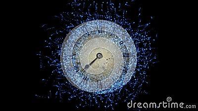 时间物理E mc2 相对论爱因斯坦32 向量例证