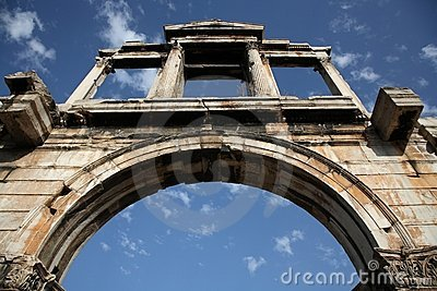 曲拱hadrian s