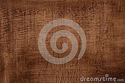 木板,被绘的棕色油漆.图片