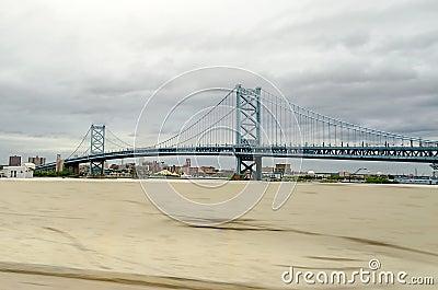 本杰明・富兰克林桥梁,