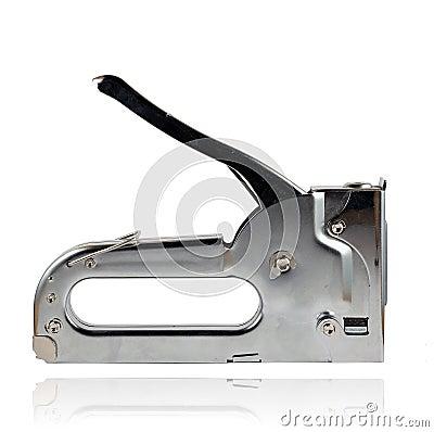 枪手工钉书针
