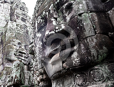 柬埔寨寺庙