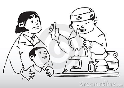核对儿童健康