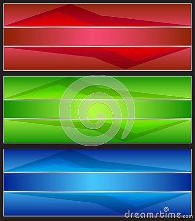 横幅彩色组