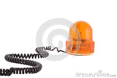 橙色警报器