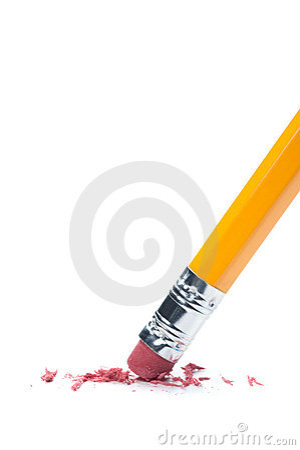 橡皮擦铅笔
