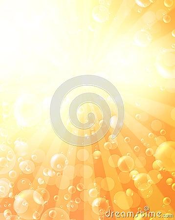 欢乐气泡 库存照片 - 图片: 12706730