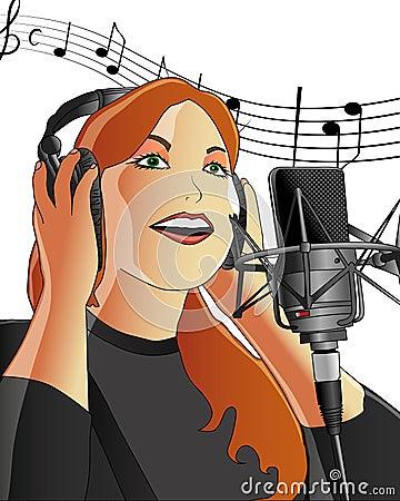歌唱家图片