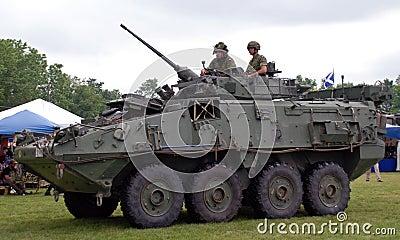 比赛乔治城高地lorne军团scot 编辑类库存照片