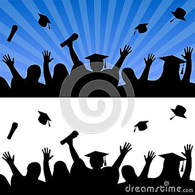 毕业典礼举行日庆祝