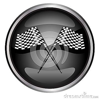 汽车标志赛跑