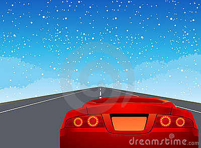 汽车路体育运动