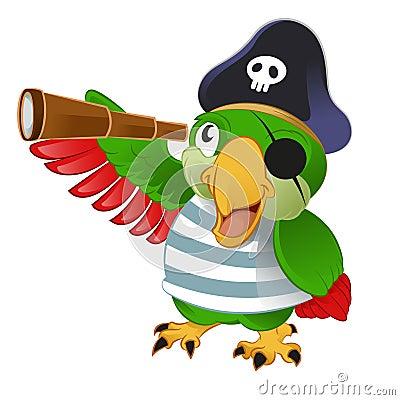 海盗和鹦鹉_海盗鹦鹉