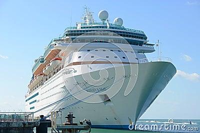 海运的雄伟在Key West 编辑类图片