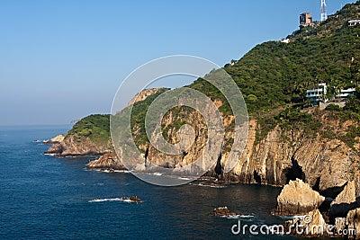 海洋海岸线