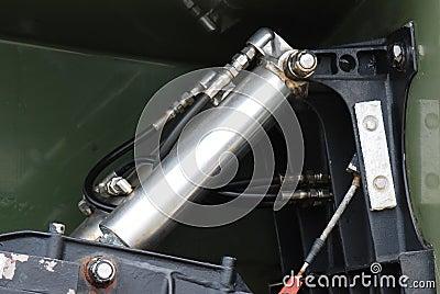 液压缸图片