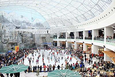 溜冰场 编辑类图片